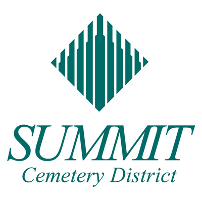 Image of logo for Summit Cemetery District.